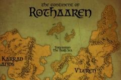 Map of Rothaaren