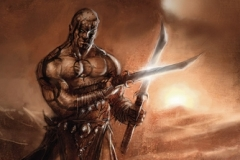Skarren Warrior